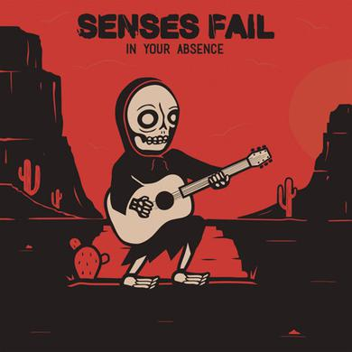 Senses Fail IN YOUR ABSENCE Vinyl Record