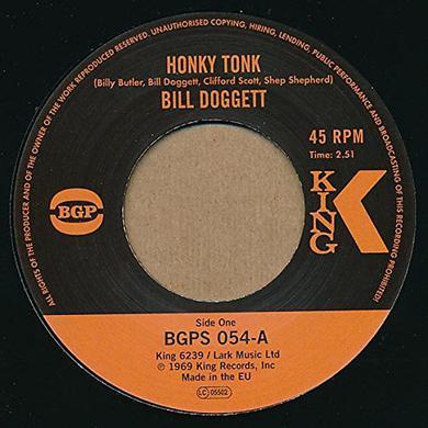 Bill Doggett HONKY TONK / POPCORN Vinyl Record