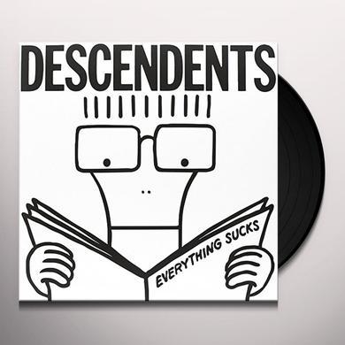 Descendents EVERYTHING SUCKS Vinyl Record
