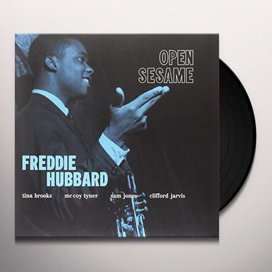 Freddie Hubbard OPEN SESAME Vinyl Record