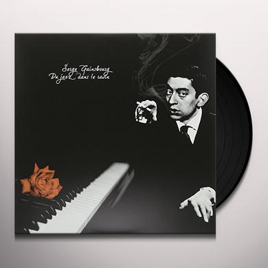 Serge Gainsbourg DU JAZZ DANS LE RAVIN Vinyl Record