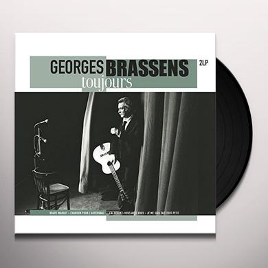 Georges Brassens TOUJOURS Vinyl Record