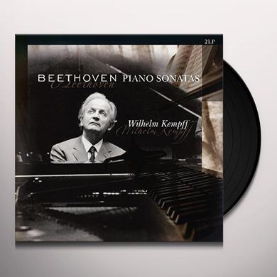 Ludwig Van Beethoven PIANO SONATAS Vinyl Record