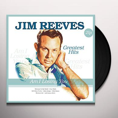 Jim Reeves AM I LOSING YOU Vinyl Record