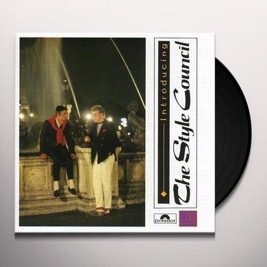 Style Council INTRODUCING Vinyl Record