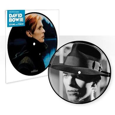 David Bowie SOUND & VISION (40TH ANNIVERSARY) Vinyl Record