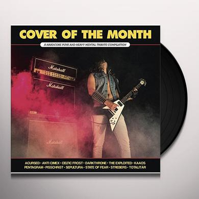 Paranoid COVER OF THE MONTH Vinyl Record