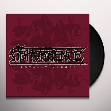 Abhorrence TOTALLY VULGAR: LIVE AT TUSKA 2013 Vinyl Record