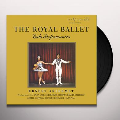 Ernest Ansermet ROYAL BALLET GALA PERFORMANCES Vinyl Record - 200 Gram Edition