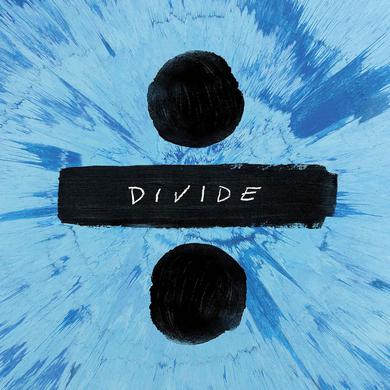 Ed Sheeran DIVIDE (45 RPM LP) Vinyl Record