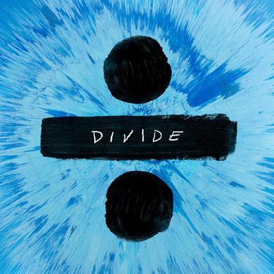 Ed Sheeran DIVIDE 45 RPM 180 Gram Vinyl Record