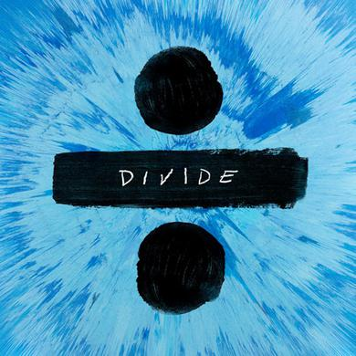 Ed Sheeran DIVIDE 45 RPM 180 Gram Vinyl Record