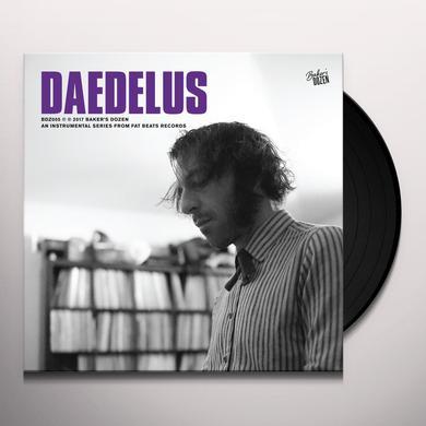 Daedelus BAKER'S DOZEN: DAEDLUS Vinyl Record
