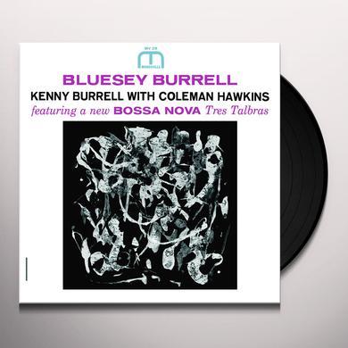 Kenny Burrell BLUESEY BURRELL Vinyl Record