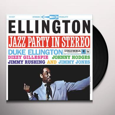 Duke Ellington JAZZ PARTY Vinyl Record