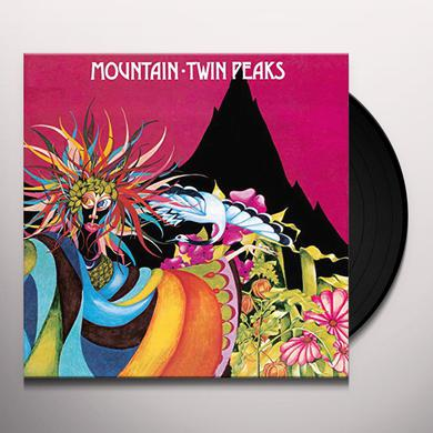 Mountain TWIN PEAKS Vinyl Record