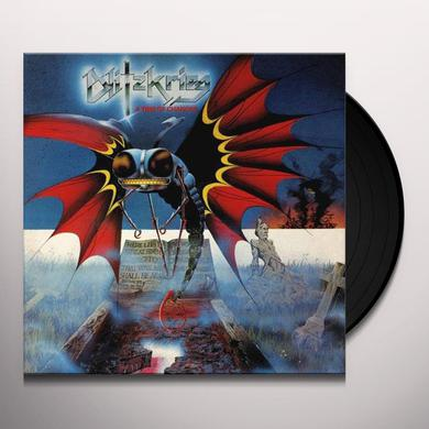 Blitzkrieg TIME OF CHANGES Vinyl Record
