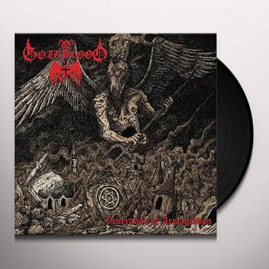 GOATBLOOD VENERATION OF ARMAGEDDON Vinyl Record