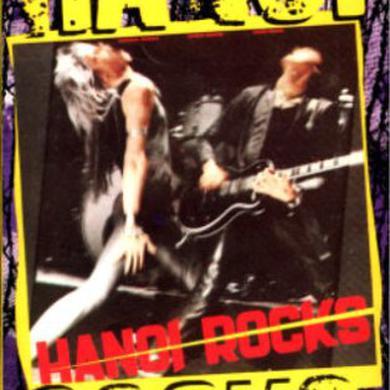 Hanoi Rocks BANGKOK SHOCKS SAIGON SHAKES Vinyl Record