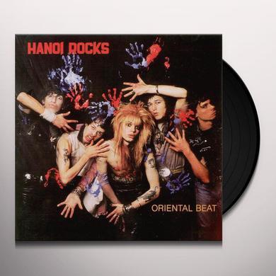 Hanoi Rocks ORIENTAL BEAT Vinyl Record