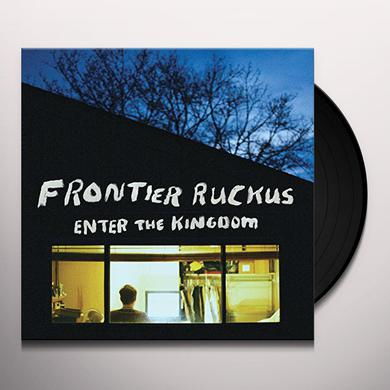 Frontier Ruckus ENTER THE KINGDOM Vinyl Record