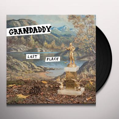 Grandaddy LAST PLACE Vinyl Record