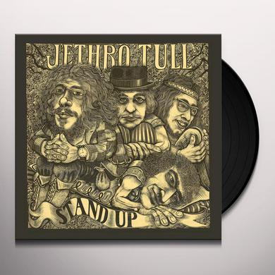 Jethro Tull STAND UP (STEVEN WILSON REMIX) Vinyl Record