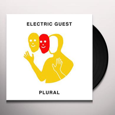 Electric Guest PLURAL Vinyl Record