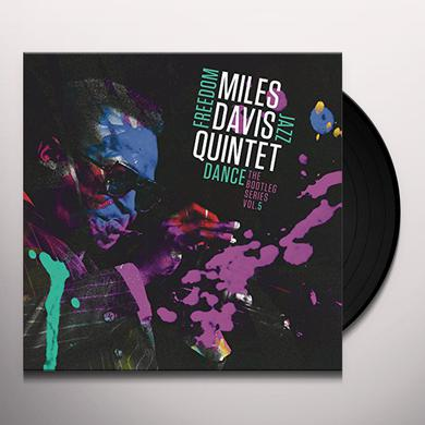 MILES DAVIS QUINTET: FREEDOM JAZZ DANCE - BOOTLEG Vinyl Record