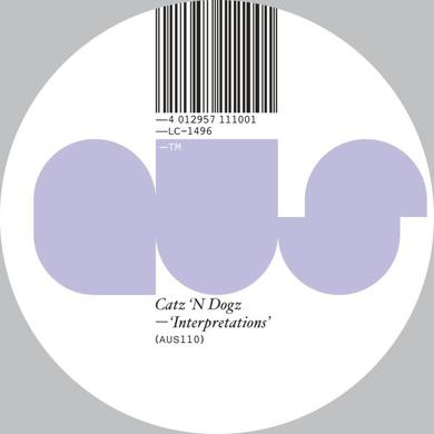 Catz 'n Dogz INTERPRETATIONS Vinyl Record