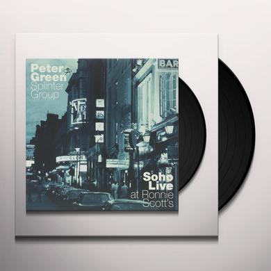 Peter Green SOHO SESSIONS - LIVE IN SOHO Vinyl Record