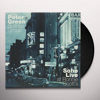 Peter Green SOHO SESSIONS - LIVE IN SOHO Vinyl Record