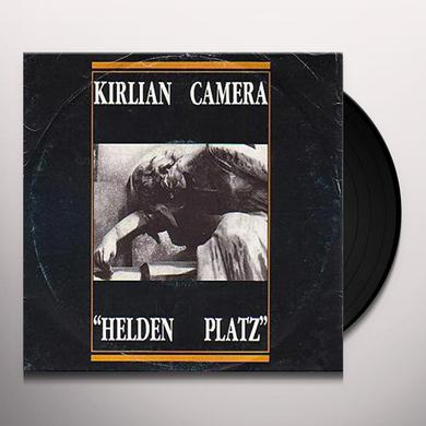 Kirlian Camera HELDEN PLATZ Vinyl Record