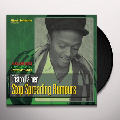 Triston Palmer STOP SPREADING RUMOURS Vinyl Record