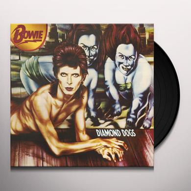 David Bowie DIAMOND DOGS Vinyl Record