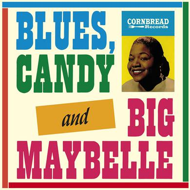 BLUES CANDY & BIG MAYBELLE Vinyl Record