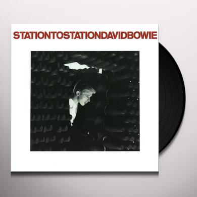 David Bowie STATION TO STATION Vinyl Record