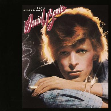 David Bowie YOUNG AMERICANS Vinyl Record