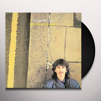 George Harrison SOMEWHERE IN ENGLAND Vinyl Record