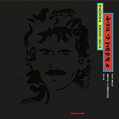 George Harrison LIVE IN JAPAN Vinyl Record