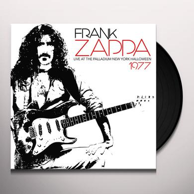 Frank Zappa LIVE AT THE PALLADIUM NEW YORK HALLOWEEN 1977 Vinyl Record