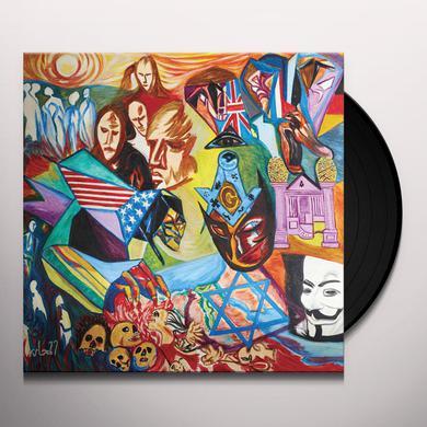 ALVARIUS B. ALVARIUS B VS ABDEL BAQY BYRO IN CAIRO Vinyl Record