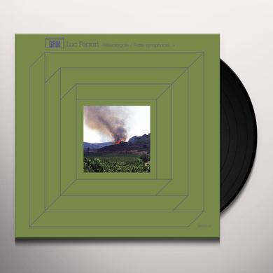 Luc Ferrari HETEROZYGOTE / PETITE SYMPHONIE Vinyl Record