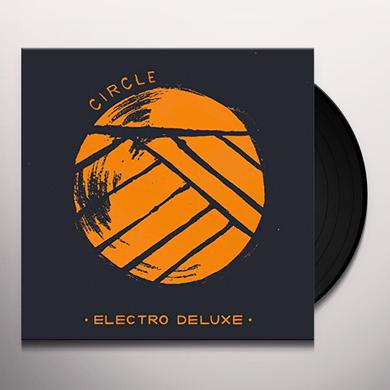 Electro Deluxe CIRCLE Vinyl Record