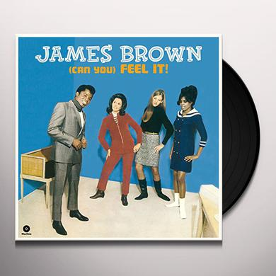 James Brown (CAN YOU) FEEL IT! Vinyl Record - 180 Gram Pressing, Spain Release