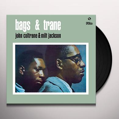 John Coltrane / Milt Jackson BAGS & TRANE (FEAT HANK JONES) + 1 BONUS TRACK Vinyl Record