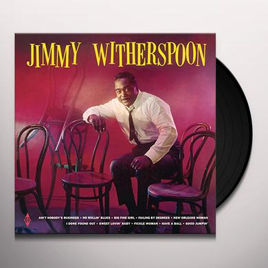 JIMMY WITHERSPOON + 2 BONUS TRACKS Vinyl Record
