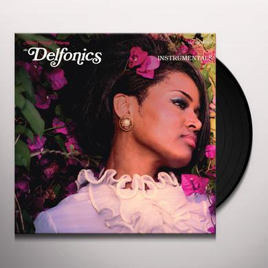 ADRIAN YOUNGE PRESENTS DELFONICS INSTRUMENTALS Vinyl Record