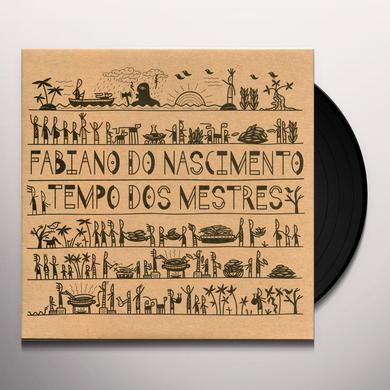 Fabiano Do Nascimento TEMPO DOS MESTRES Vinyl Record