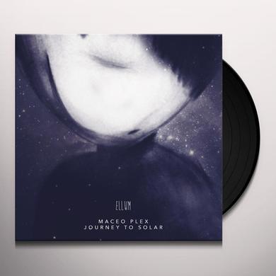 Maceo Plex JOURNEY TO SOLAR Vinyl Record